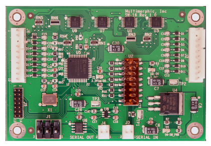 SW-16 Switch Board