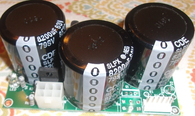 Power Filter Board
