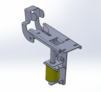 SHooter Lane Kicker Assembly A-21022-1.png